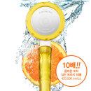 비타클리닉 샤워기/녹물/염소제거필터/비타민/음이온