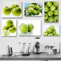 캔버스사과액자-16종/재물운을 부르는 사과벽걸이액자