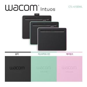 와콤 인튜어스 CTL-4100WL 타블렛