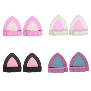 네코미미 자동차 고양이 귀 장식 지붕장식 차장식용품
