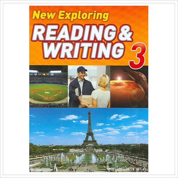 NEW EXPLORING READING  WRITING 3 (CD1장포함)