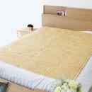 내추럴플러스 퀸거실형 마작 침대자리 150X195 15미리