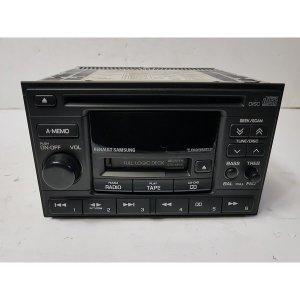 SM5 SM3 1세대 순정 2단 CD 테입 라디오 데크 오디오