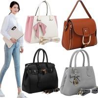 데일리 여성 쌈지 가방 숄더 토트백 크로스백