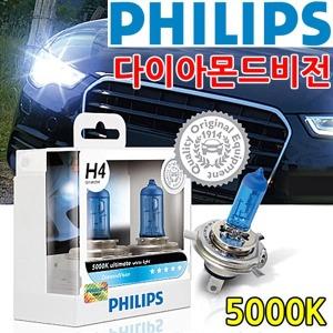 5000K 자동차 H7 H4 H1 9006 전구 램프 라이트 전조등