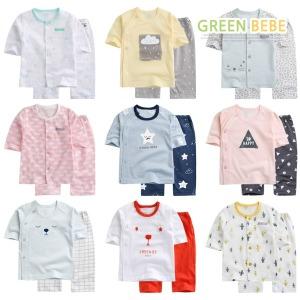 국산/봄여름/쟈가드 7부내의/아기옷/신생아/유아내복