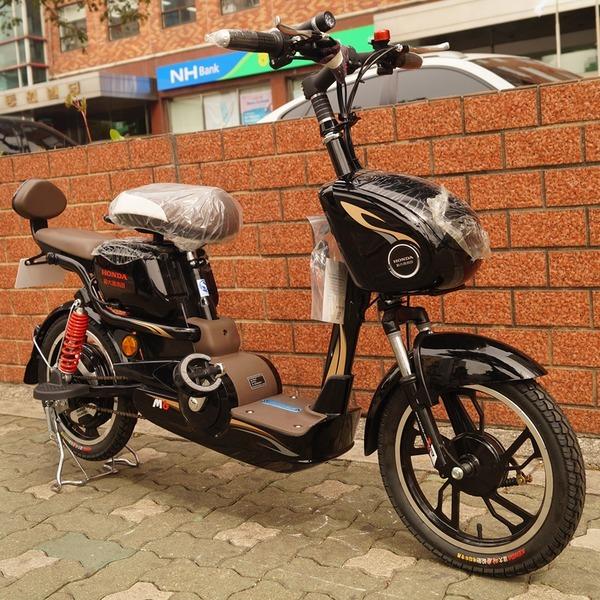 혼다 전기자전거 M6 / 전동자전거 여자스쿠터