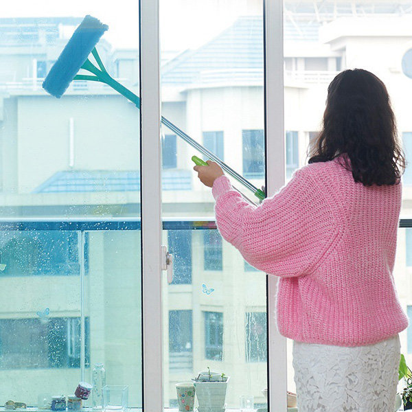 파파스 유리창 창문 청소기 방충망 아파트 베란다