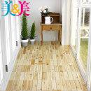 편백나무 조립식마루 18P 원목색 베란다마루 바닥재
