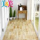 편백나무 조립식마루 24P 원목색 베란다마루 바닥재