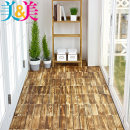 편백나무 조립식마루 24P 엔틱색 베란다마루 바닥재