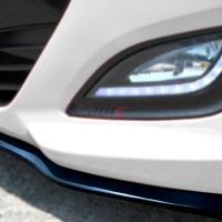 (레이저립 블랙)범퍼가드립스커트 자동차몰딩차량용품