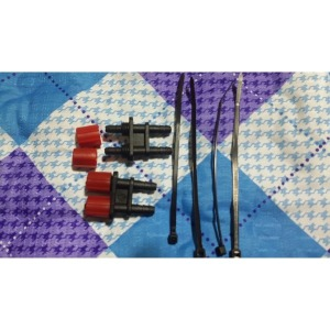 온수매트호스연결.H자컨넥터.온수매트부품부속