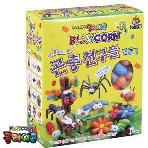 플레이콘  플레이콘친구들(곤충)