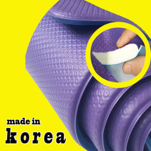 국산 양면 요가매트 스포츠 운동 pvc 추천 15mm