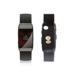 녹음기 손목시계형녹취기 AT-V007 시계형24시간녹음기