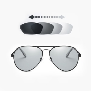 BEREUKAN 변색 편광 선글라스/운전/레저 BER-변색편광