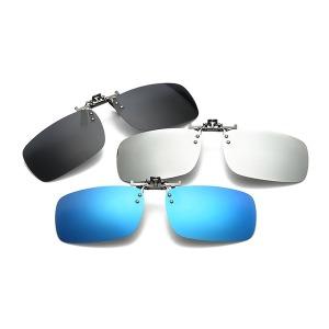BEREUKAN  클립형 편광선글라스 안경착용자용 PCL-3