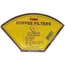 COMAC 커피여과지 1인에서 2인용 100매