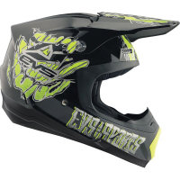 (EVS) EVS T5 EGON Helmet 오토바이 바이크 풀페이스 헬멧