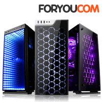 8코어/라이젠/2700X/8G/GTX1050/정격500/조립컴퓨터PC