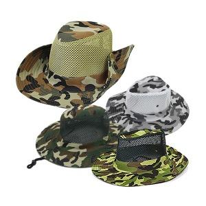 자외선차단 망사 여름모자 등산 낚시 모자 햇빛가리개