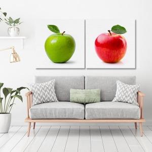 행운을 부르는 사과그림 캔버스액자 16종