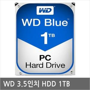 WD10EZEX웬디3.5인치 하드 1TB플래터 BLUE/SATA 6Gb/s
