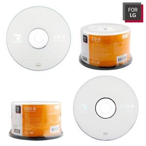 FOR LG CD-R/DVD-R 50장/공CD/공DVD/공시디/CD케이스