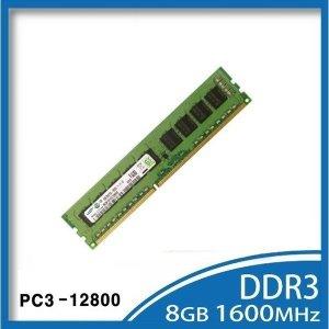DDR3 8G PC3-12800 8GB 데스크탑 양면