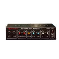 ES-50H 마이크앰프 방송용 학교 학원 USB FM