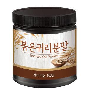 (초담식품) 초담식품 볶은 귀리 분말 가루 1통