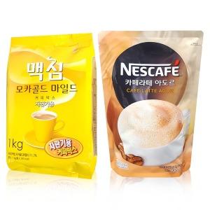 맥심모카골드 마일드 1kg /자판기용 커피믹스