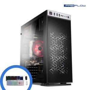 배틀그라운드 게이밍 조립PC/8세대 i5 6코어/GTX1050