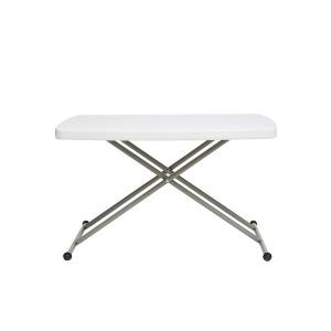 접이식테이블 700 미니교차 캠핑 행사용 야외용테이블
