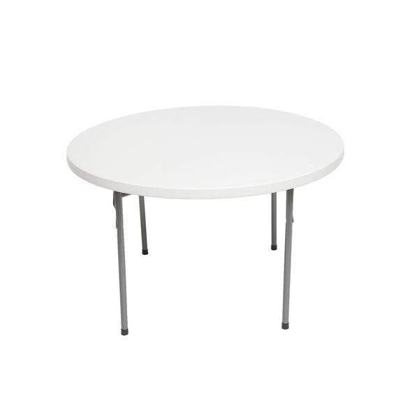 접이식테이블 원형테이블 캠핑 행사용 야외용테이블