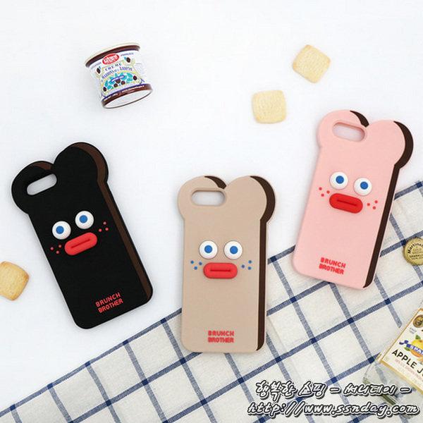 브런치브라더 아이폰8 7 6S 6 플러스 겸용 케이스 SD