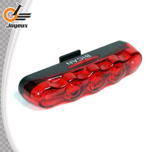 JY-358 와이드 5구 LED 자전거 후미등 안전등
