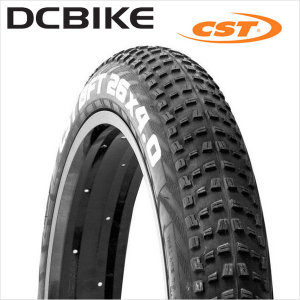CST 펫바이크 26인치 X 4.0 타이어 1개