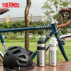 써모스 진공단열 스트로 보틀 FFQ-600K 자전거 보냉