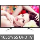 UHDTV 65 165cm 삼성패널 4K 커브드 티비 텔레비젼 TV