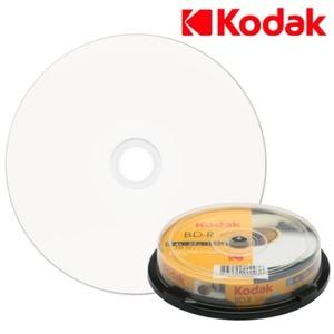 코닥 블루레이 BD-R 프린터블 25GB 케익통 10매