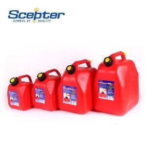 정품-셉터 제리캔 ECO 흘림방지 캐나다 캠핑용 기름통