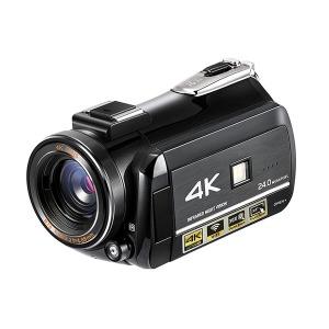 4K QHD 비디오 카메라 적외선 캠코더