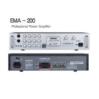 카날스 EMA-200 방송용앰프 오디오 카페 매장음향