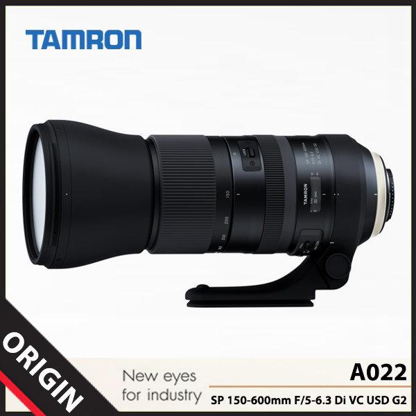 탐론 SP 150-600mm F/5-6.3 Di VC USD G2 A022 (니콘)