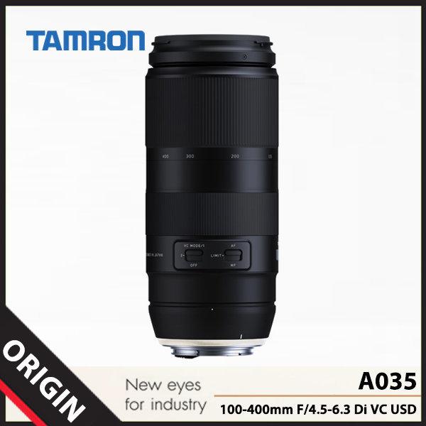 탐론 100-400mm F/4.5-6.3 Di VC USD A035 (니콘전용)