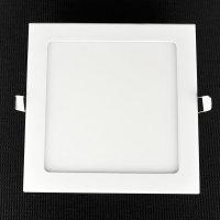 LED다운라이트 사각 15W 6500K 주광색 매장조명