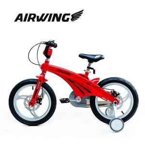 에어윙 자전거 16인치 어린이 항공소재 디스크 장착