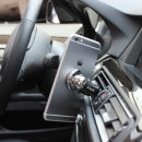 STEELIE-CF 핸드폰거치대 휴대폰 차량용 송풍구 -실버
